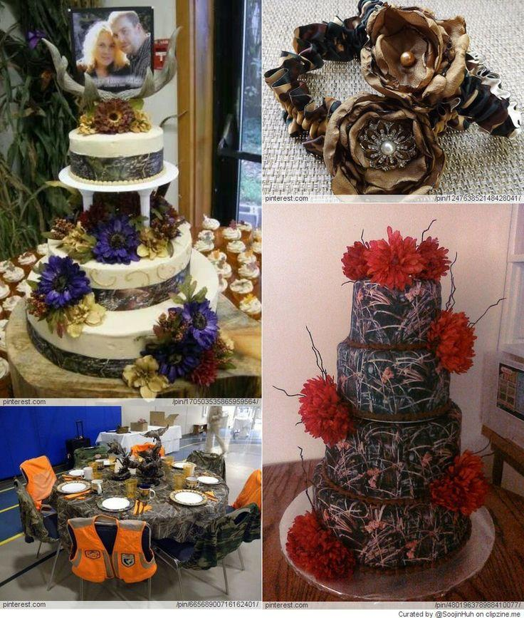 Camo Wedding Ideas 2029126 Weddbook
