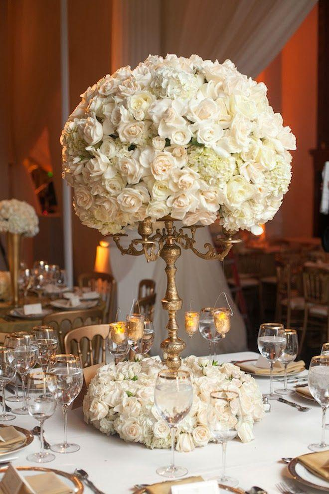 Centerpieces Stunning Wedding 2029161