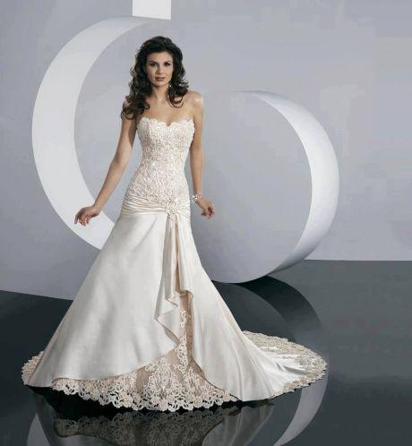 Düğün - Wedding Lace Dress ...