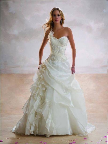 Hochzeit - Beautiful Wedding Dress ...