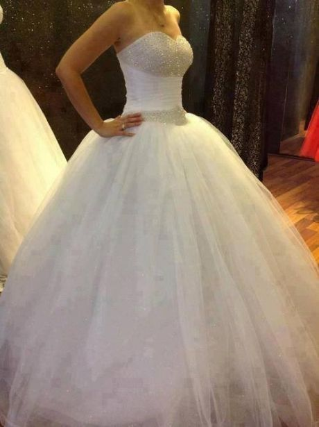 Mariage - Tulle Wedding Dress ...