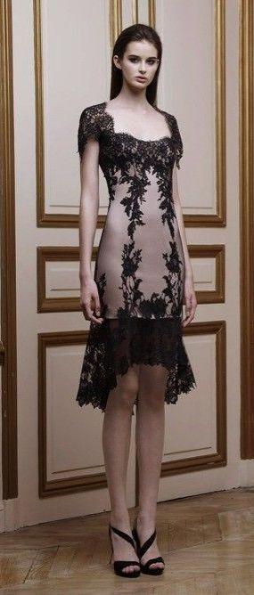 elegant dress lace - photo #18