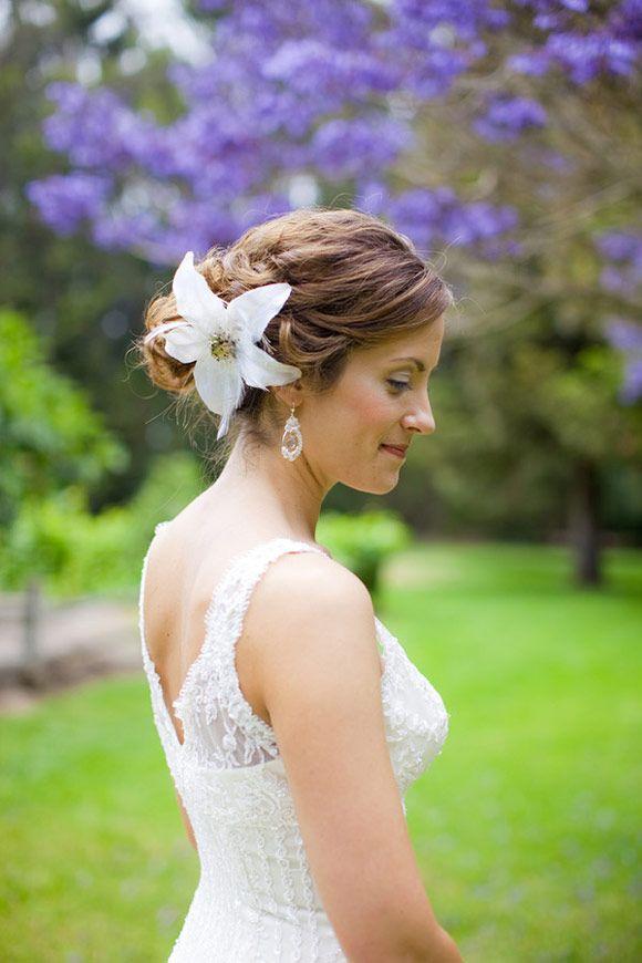 Mariage - Flores En El Pelo El Día De Tu Boda