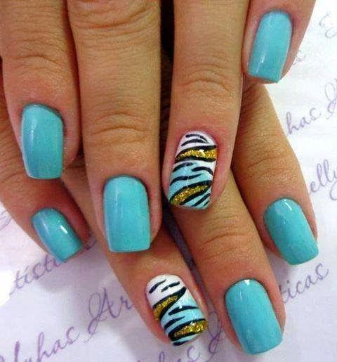 Свадьба - Cute Nails