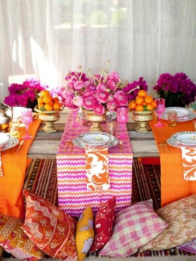 4 Table Setting Ideas For Summer & Tablescapes - 4 Table Setting Ideas For Summer #2029500 - Weddbook