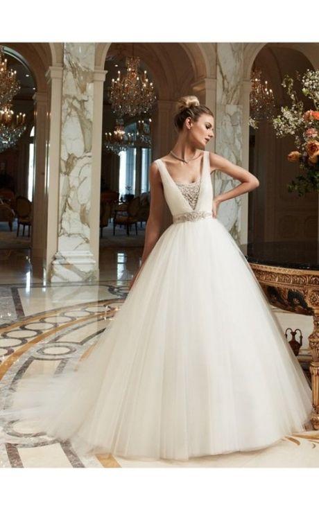 Wedding - Unique Tulle Wedding Dress