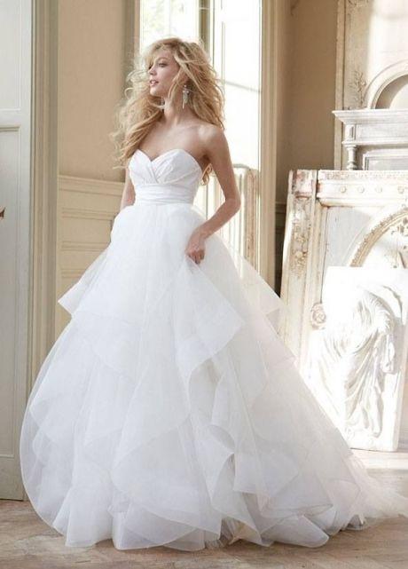 Wedding Dresses - Lovely Wedding Dress #2029525 - Weddbook