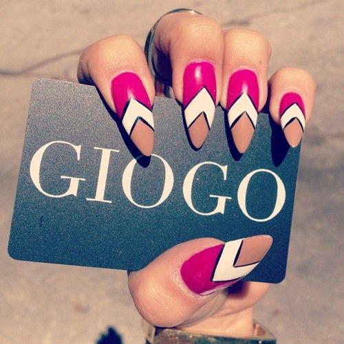 زفاف - Spring Nails For The GIOGO Girls