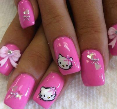 Wedding Nail Designs Best Nail Art Ideas 2029576 Weddbook