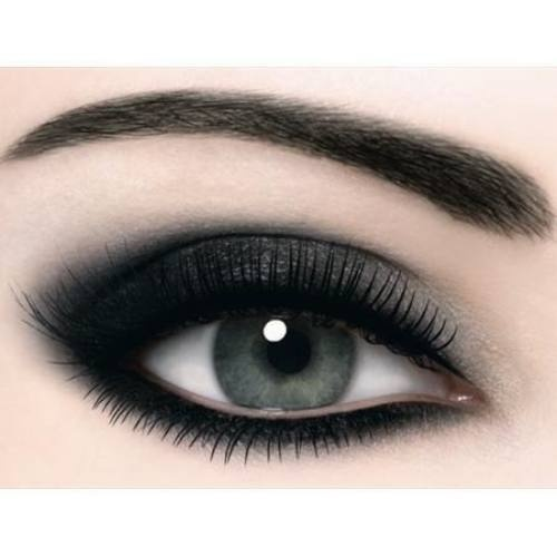 Makeup - Dark Smokey Eye #2029586 - Weddbook