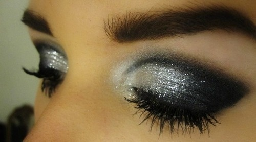 Mariage - Silver Smokey Eye Shadow