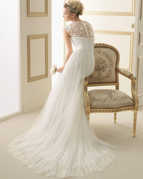 Mariage - Wedding Dress By Luna Novias