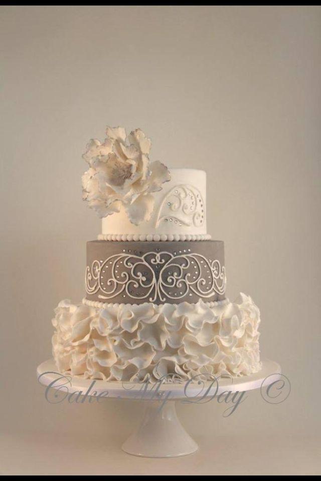 Pin By Fethiye Ugurlu Yilmaz On Wedding Cake