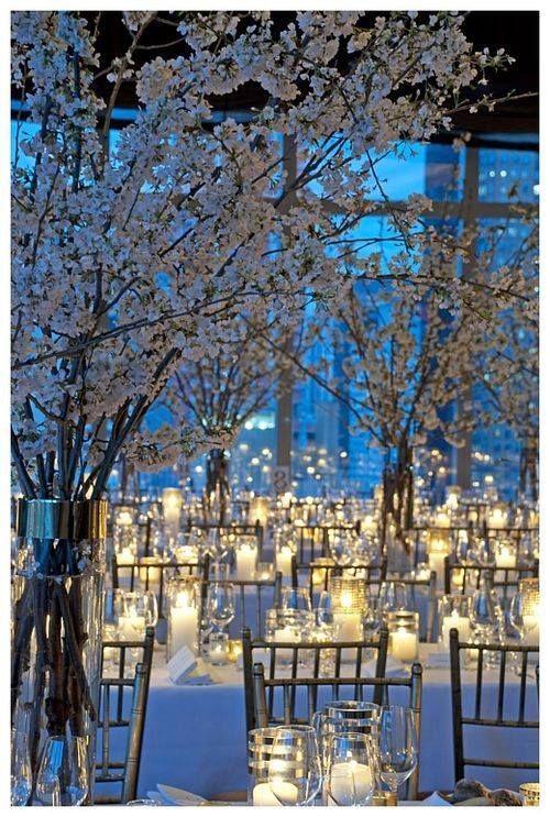 Mariage - Winter Wedding Decor