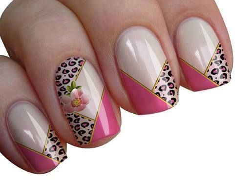 19 Cute & Inspiring Nail Art Designs & Ideas - 19 Cute & Inspiring Nail Art Designs & Ideas #2029721 - Weddbook
