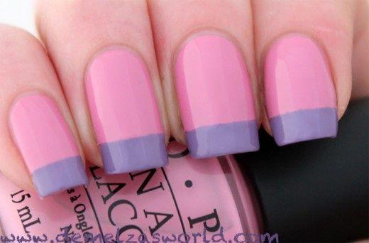 زفاف - Pretty Pastels Nails