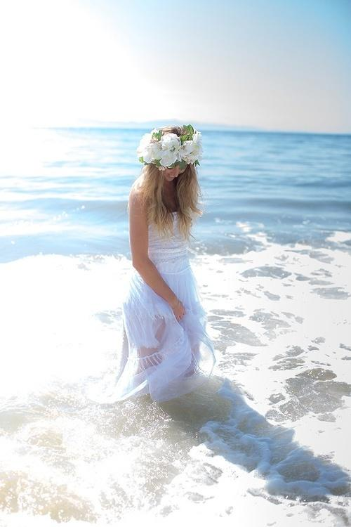 Bohemian Wedding - Boho Beach Bride #2029899