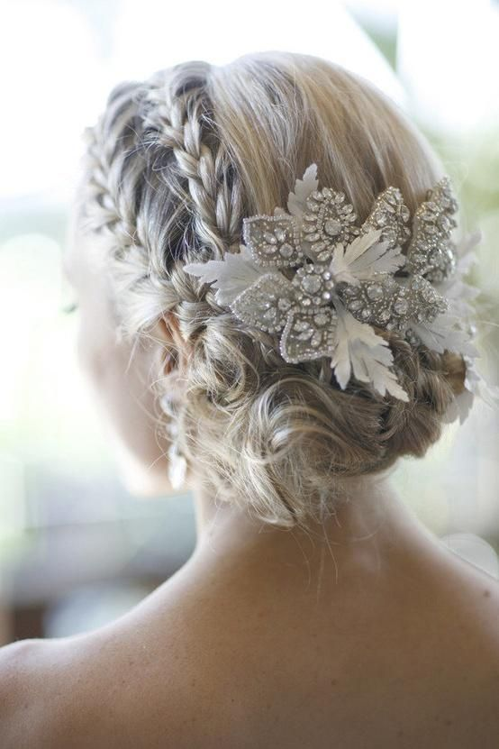 زفاف - عرس الشعر. جميلة الشعر التبعي.