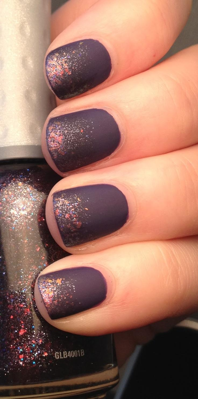 Wedding - Sparkle Nails
