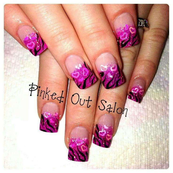 Wedding Nail Designs Valentine Nail Art 2030099 Weddbook