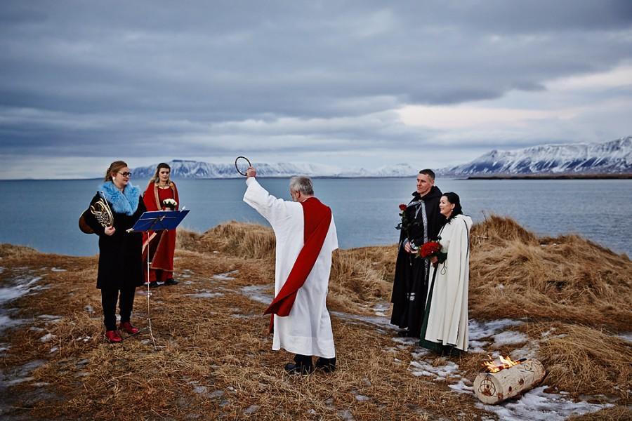 Wedding - Laugarnestangi
