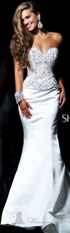 Wedding - Sherri Hill Couture ~