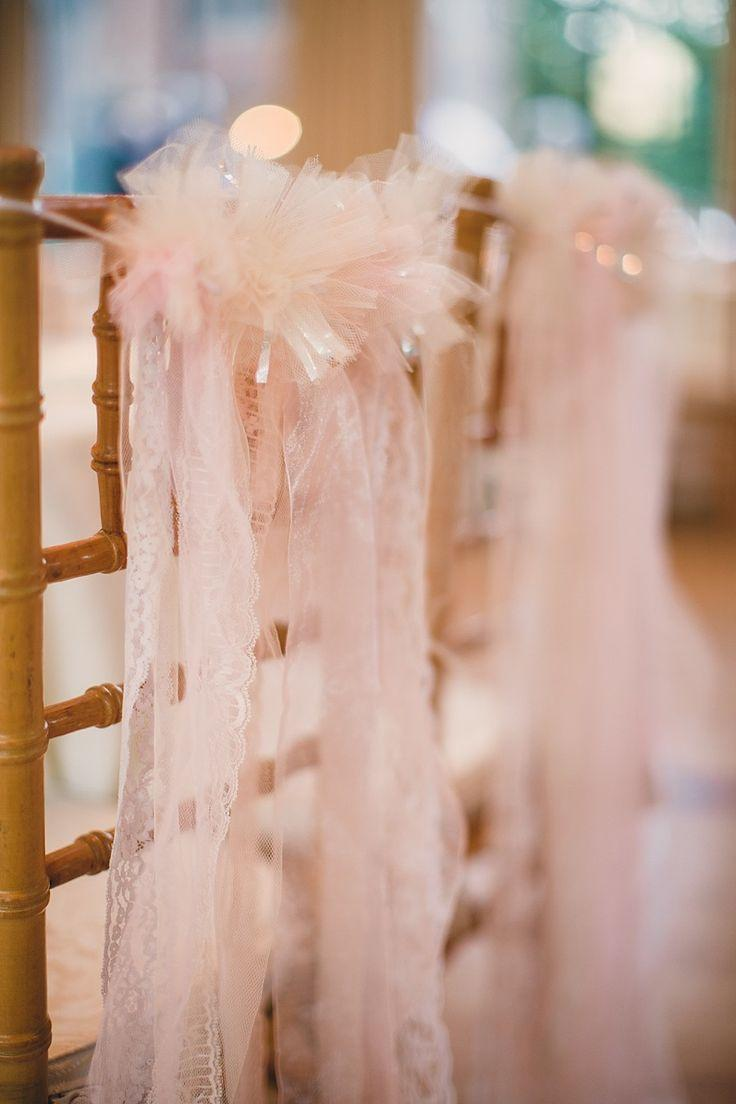 Wedding - Chair Decor
