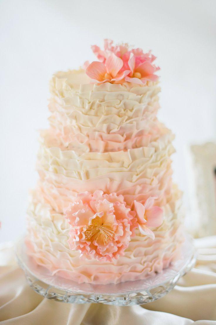 Wedding - Pretty Wedding Cake