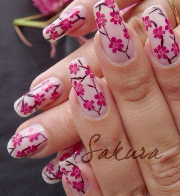 Wedding - Cute Nails