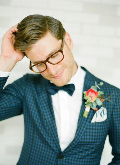 Свадьба - Элегантный Летний Жених