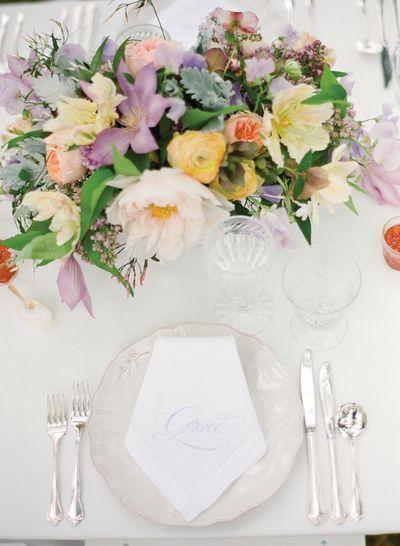 Свадьба - Южно-свадьба-вышитая салфетка
