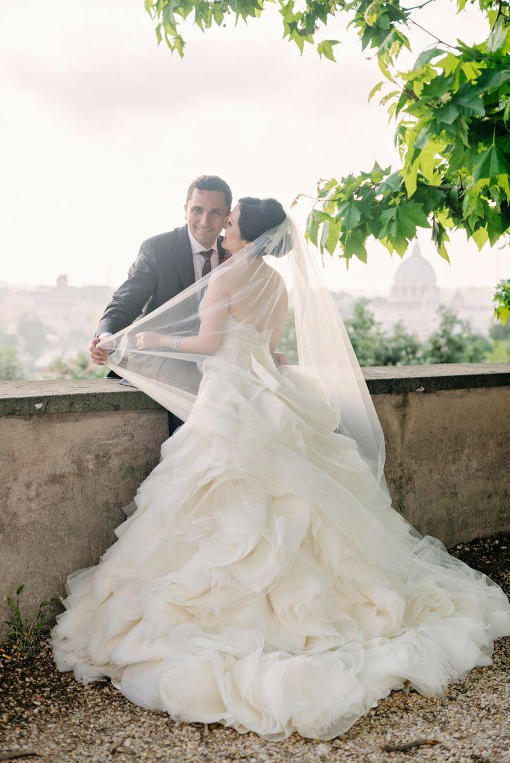 Wedding - Rome Destination Wedding