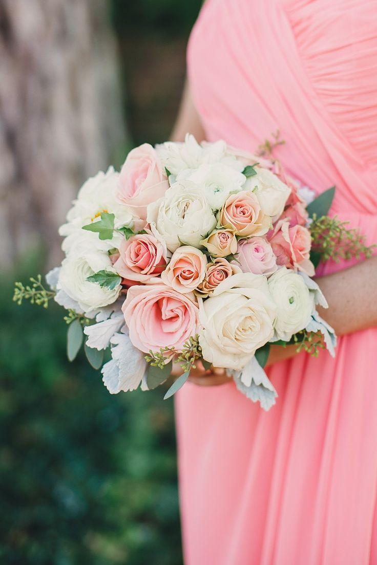 Wedding Bouquet - Pink And White Bouquet #2030471 - Weddbook