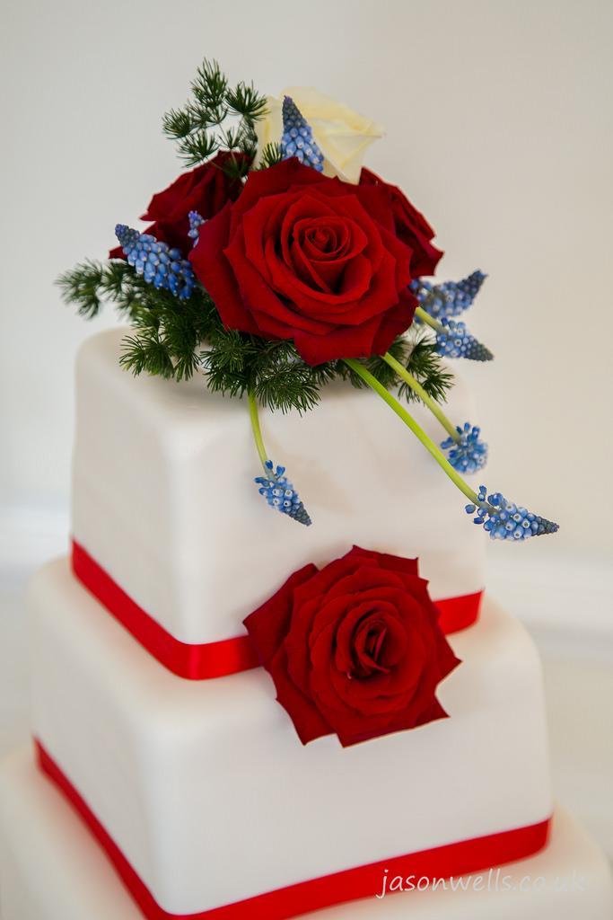 زفاف - قمة الكعكة