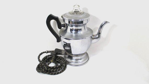 Vintage Electric Coffee Pots 79