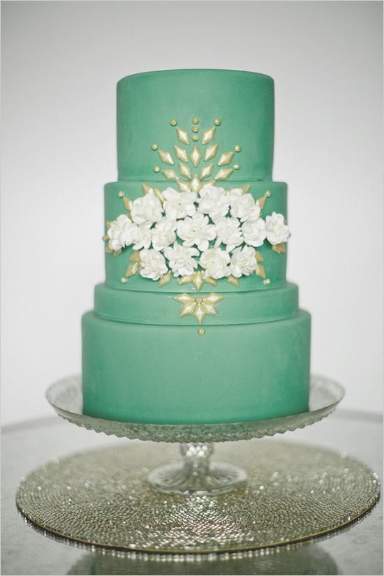 Wedding - Romantic Pink And Green Wedding Ideas
