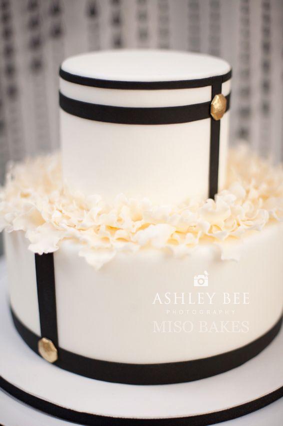 Wedding Cakes - Stunning Elegant Cake #2030584 - Weddbook