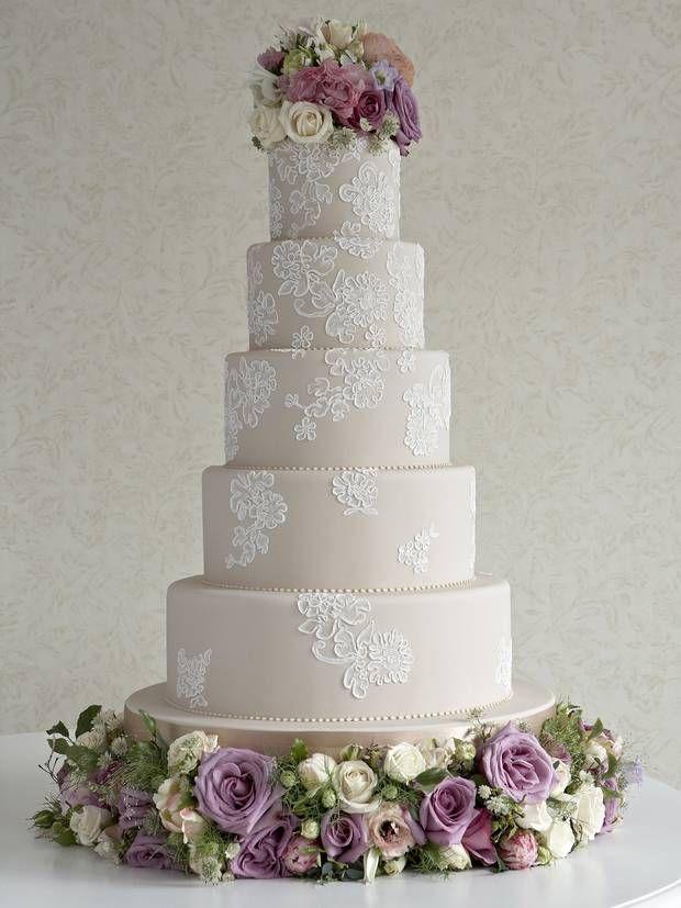 Hochzeitstorten Cord Lace Kuchen Spitze In Mode Waren 2030593