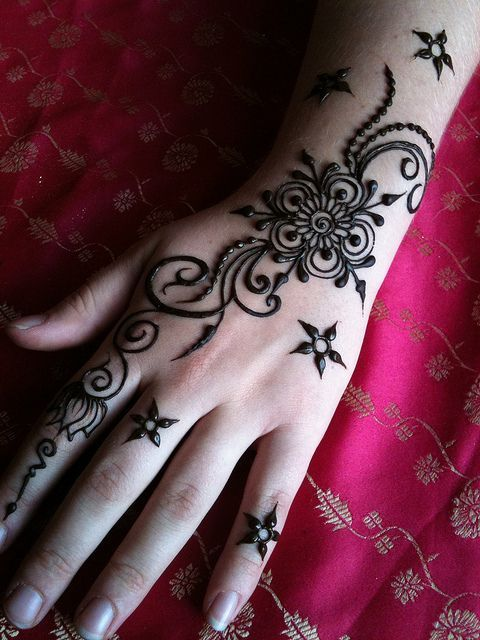 Wedding - 36 Mehandi Designs For Hands To Inspire You – The Complete Guide