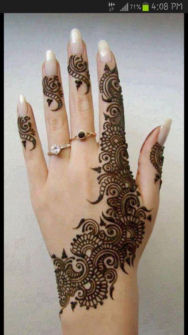 Wedding Theme  Gorgeous Henna Tattoo 2030900  Weddbook