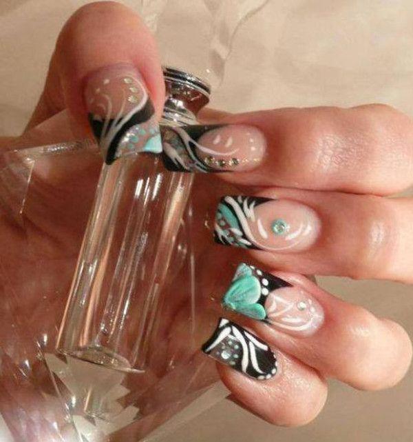 Wedding - 42 Nail Art Ideas