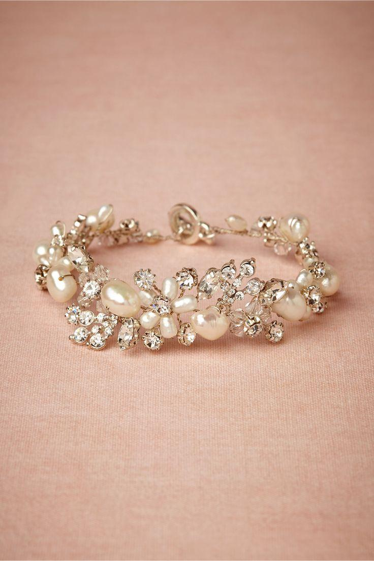 Jewelry pearl bracelet from bhldn 2030988 weddbook for Decor jewelry