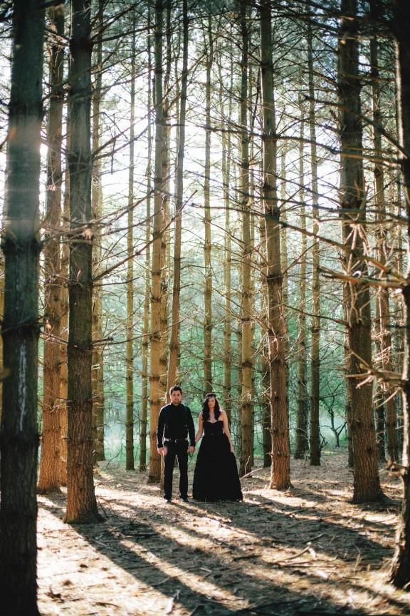 Wedding - Gothic Wedding