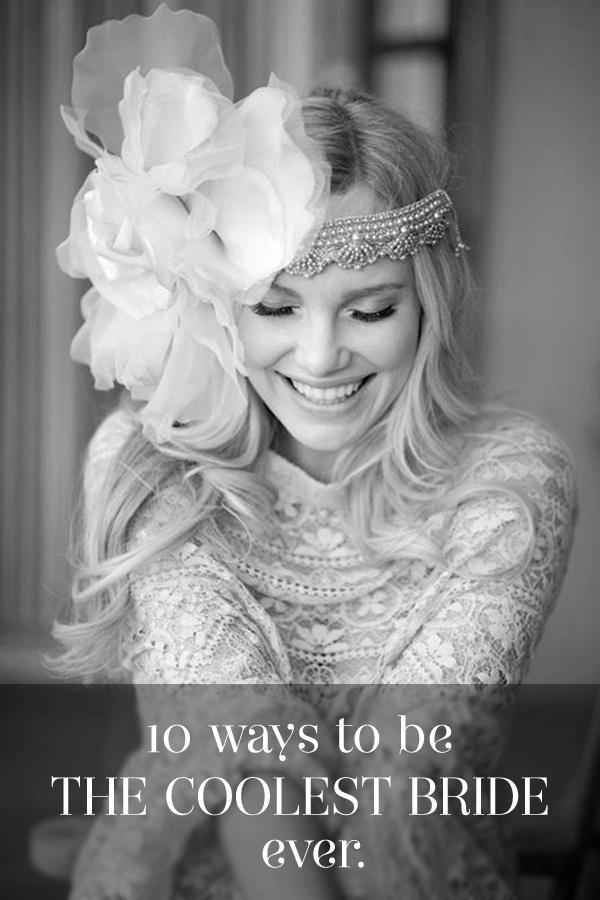 Boda - 10 maneras de ser el más fresco de la novia nunca - Desde su dama de honor Futuro