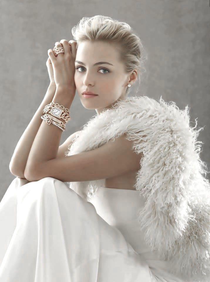 Wedding - Winter Wedding Dress Inspiration