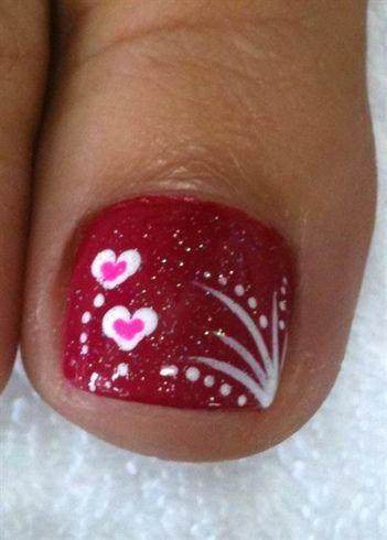 nail  valentines day nails 2031500  weddbook