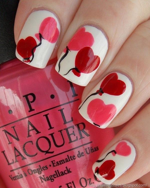 19 Valentines Day Nail Art Ideas That Will Put You In The Mood For