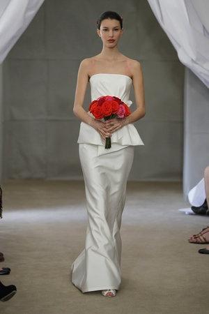 زفاف - ثوب بواسطة كارولينا هيريرا