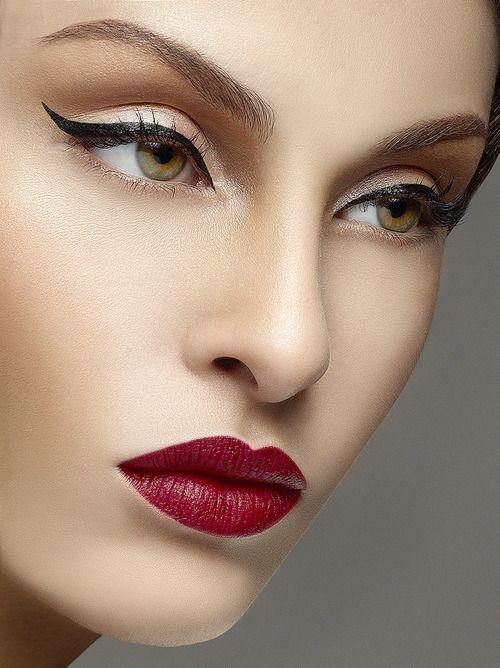 Resultado de imagen para maquillaje clasico