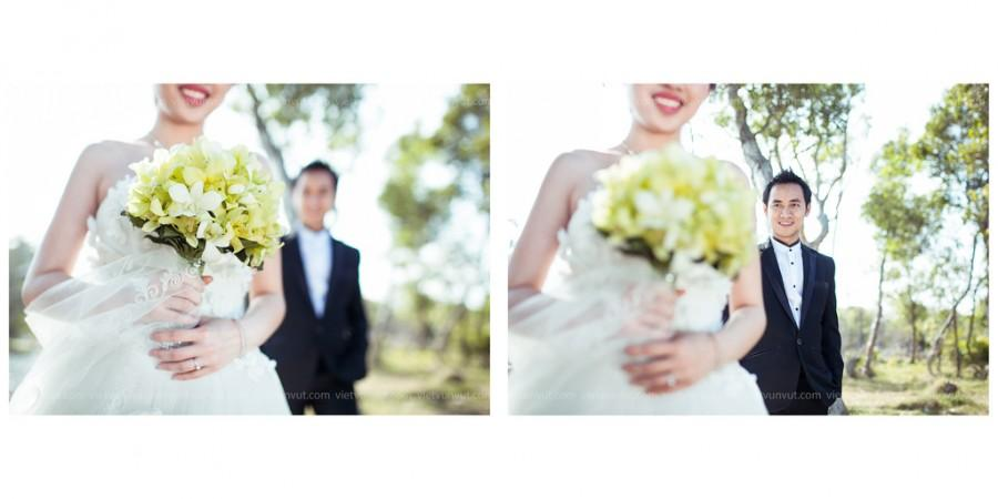 Wedding - Ảnh Cưới Đẹp Hồ Cốc - Tuấn * Thảo